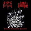 Cadaveric Possession / Hells Coronation - Cadaveric.... CD