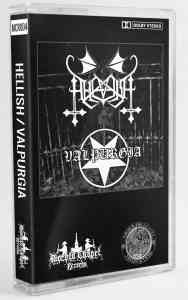 Hellish / Valpurgia - split MC